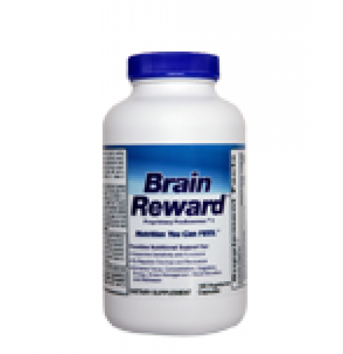 Brain Reward - Nutrition That Gets In!!!